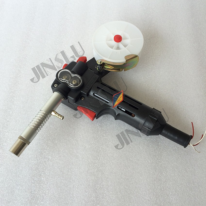Free Shipping MIG MAG Welding Torch Spool Gun NBC-200 200A Without Cable For Stainless Steel and Aluminum Welding<br>