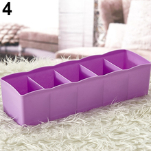 Fashion Plastic Drawer Closet Storage Box Underwear Socks Tie Cosmetic Organizer