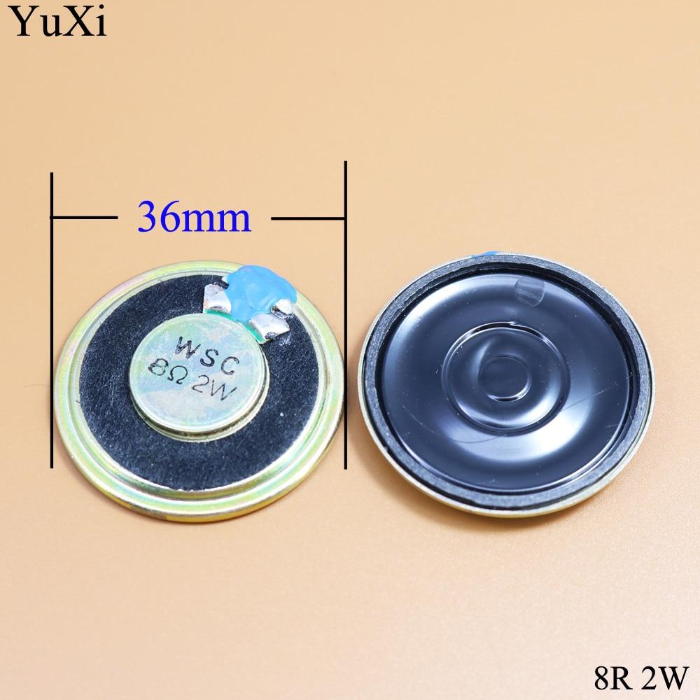 28mm Diameter 8 ohm 1W Round Speaker H5mm
