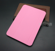 New Ultra Slim smart Case Cover for Samsung Galaxy Note 10 1 N8000 N8010 Free Shipping + one screen protector as gift