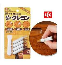 Pack of Four Wood Furniture & Floor Repair Marker Pens Lec solid repair crayon touch up pen concealer light or dark color choose(China)