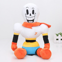 Animation Plush Toys Baby Kids Gift Hot Undertale Game Sans Papyrus Toriel Temmi Asriel Plush Doll Japan Plush Lol Plush