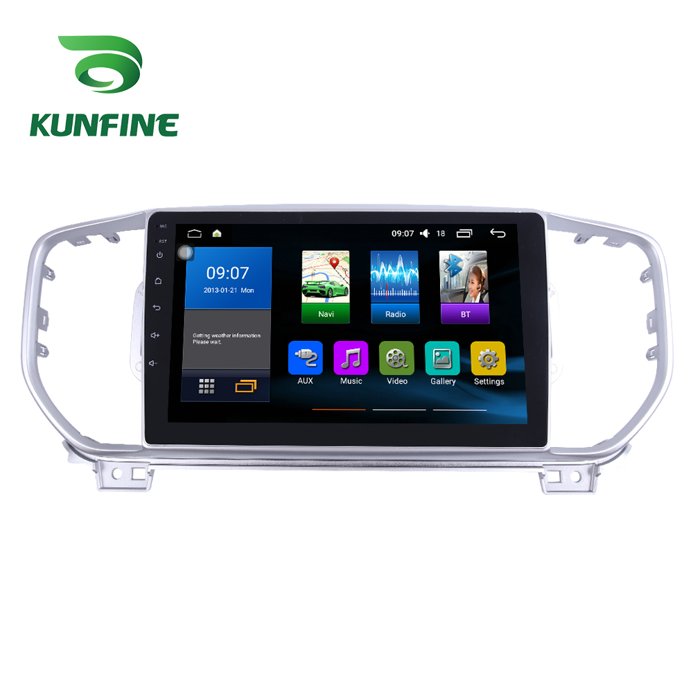 Android Car DVD GPS Navigation Multimedia Player Car Stereo For KIA KX5 Sportage 2016 Radio Headunit (4)
