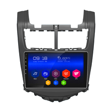 For CHEVROLET 2013 AVEO 9 Inch All Touch Button Android 6.0.1 OS Quad Core 16G NO DVD Car GPS Player with BT Radio