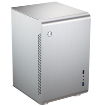Chassis Jonsbo U2 ITX Aluminum Computer case standard Support  large power supply