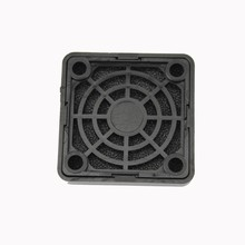 5pcs/lot Plastic Dustproof Dust Filter Cover Grill for 40mm Computer Case Fan(China)