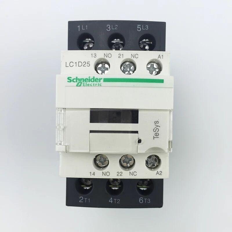 NEW FITS LC1-D0901 AC CONTACTOR 9A  COIL 24V AC 50//60HZ 3NO+NC