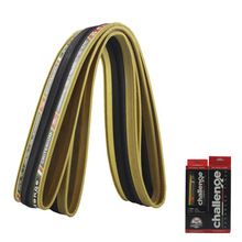 Italy Top Quality Latex Inner Tube Black/White Clinchers Road Racing Bicycle Tyres 28'' CRITERIUM(China)