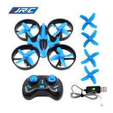JJRC H36 2.4G Mini RC Drone Aircraft Stabilized Helicopter Remote Control Four Axis Gyroscope One Key Return Headless Model*