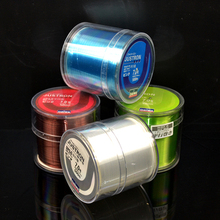 500m Fishing Line Imported From Japan The Rocky Road Line Nylon Thread The Line Number of The Developed Tile Line Wholesale