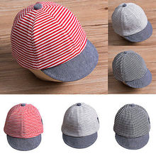 Toddler Infant Kids Sun Cap Summer Outdoor Baby Girls Boys Sun Hat Adjustable(China)