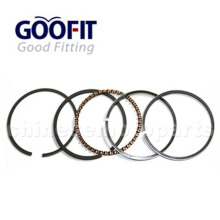 motorcycle Piston Ring Set for GY6 50cc Moped High quality classic piston ring K082-011(China)