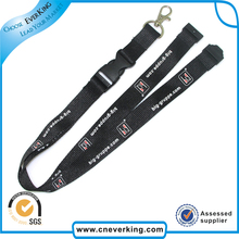 120pcs/lot New Design High quality lanyard with safety buckle wholesale Free shipping