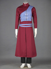 Naruto Gaara Cosplay Costume outfit 7th version