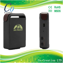 New Arrival GPS Tracker Quad band GPS Tracker TK102B TF Card Solt Car Person GPS Tracking device