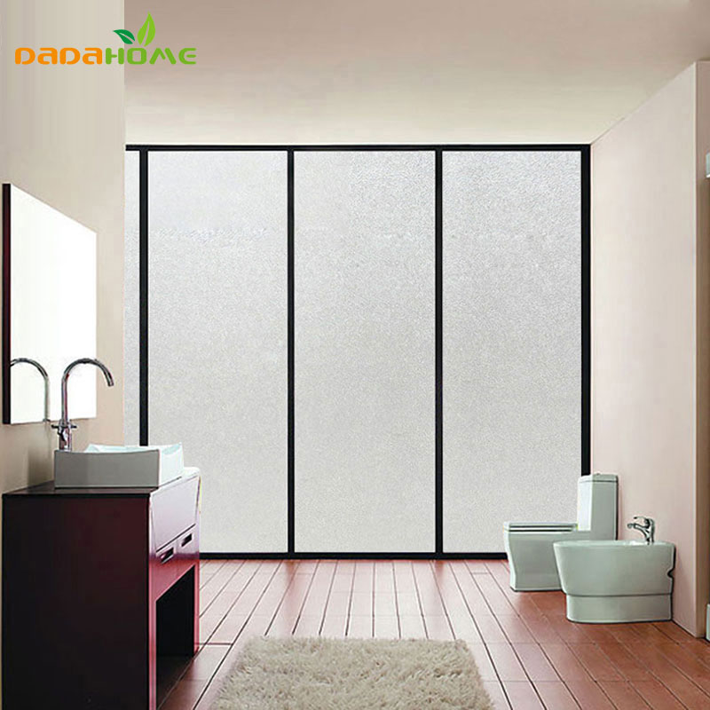 radiation protection frosted window film decorative thick opaque frosted glass sticker home - Window Film Decorative