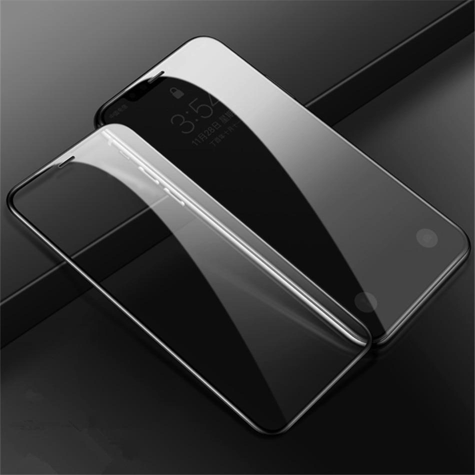 9 iphone X glass