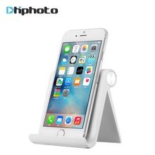 Universal Cellphone Table Stand Holder Bracket Phone Holder for iPad for iPhone for Samsung Xiaomi smartphone for Tablets PC(China)