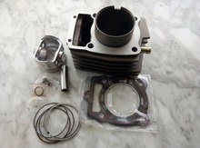 YX CG 300 Water Cooled Cooling 72MM 300CM3 Motorcycle Cylinder Kits With Piston And 18MM Pin(China)