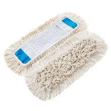 Wooden floor flat mop to replace the cloth cloth home large holding parts dust push drag head 69*28cm