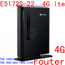 Old and Used Huawei e5172 E5172s-22 4g/3g wifi cpe Router  ,4g mifi router 4g car wireless router pk b890 b880 b593 b683