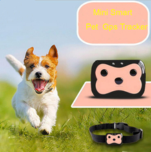 Smart Waterproof Mini GPS Tracker For Pets Dogs and Cat Real Time GPS Tracking via Ios Andriod Phone App For Elderly Bicycle Nat