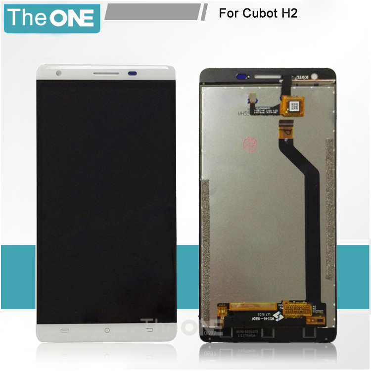 For CUBOT H2 LCD Display + Touch Screen Digitizer Assembly 100% Original Replacement Accessories for CUBOT H2 Cell Phone<br>