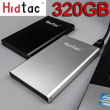 Hard Disk Esterno 2.5 HDD 320GB External Drive Portable Harddisk USB 2.0 Extern Disco Duro HD Externo Storage Disque Dur Externe(China)