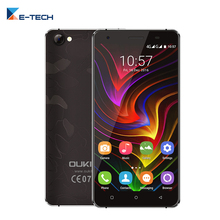 Oukitel C5 PRO Smartphone MTK6737 Quad Core 5.0 Inch 1280x720 Screen Mobile phone 2GB RAM 16GB ROM Android 6.0 Cell Phone(China)