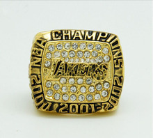 Factory Direct Sale  Basketball Los Angeles Lakers Replica Championship Rings