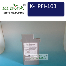 KLDINK - PFI-103PGY Photo Gray Compatible Ink Cartridge ( 2214B001 Ink)(China)