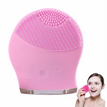 Tcare Silicone Face Massage Cleaner Cleanser Face Cleansing Brush Blackhead Remover Skin Care Brushes