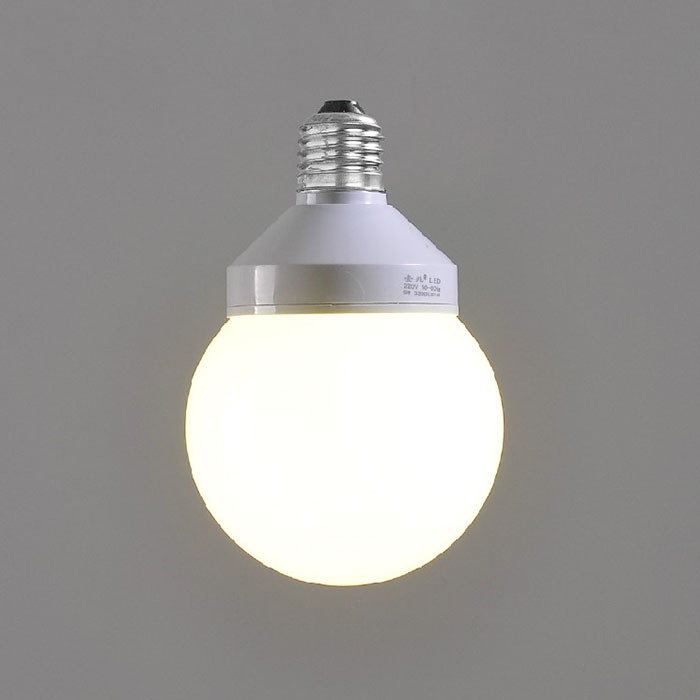 Superbright G95 LED Bulb 12W 110-240V Decoration Light Bubble Ball Bulb,Lamp Socket E27 Warm White, White<br><br>Aliexpress