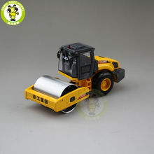 1/35 XCMG XS202 Vibratory Roller Construction Machinery Diecast Model Car Toy Hobby(China)