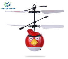 Upgrads Ugrate-Classic Electric Electronic Toys RC Flying Fly Bird Helicopter UFO Ball Ar.drone Drone For Kids