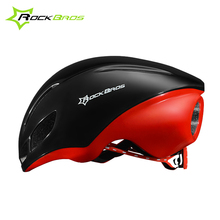 ROCKBROS Kask Protone Bike Helmet EPS Bicycle Helmet Bike MTB Cycling Accessories Men Women Integrally-molded Casco Ciclismo(China)