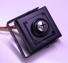 "small block style 3.7mm LEN WDR Sony 1/3"" ICX662 ICX663 Super HAD II CCD image sensor Effio-V chipset CCTV camera module"