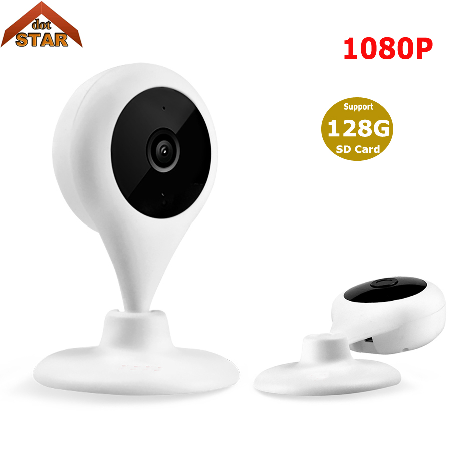 Stardot Wireless WiFi IP Network Camera 1080P 960P Support 128G SD Card Two-way Audio Onvif P2P Wireless Baby Monitor Wifi<br>