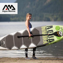AQUA MARINA 2017 New Type 10 feet 15CM THRIVE inflatable sup board stand up paddle board inflatable surf board surfboard(China)
