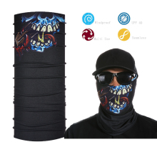 Seamless Tube Multifunctional Face Mask Wholesale Custom Bandana