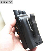 Belt Clip Back Waist Clips For Motorola GP328 PLUS  PTX760 PLUS 338 PLUS Two Way Radio