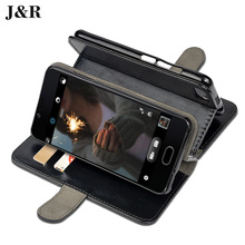 "Buy J&R Doogee Shoot 2 Luxury Wallet Flip Leather Stand Case Cover Doogee Shoot 2 5.0"" Protective Phone Bags Cases for $4.24 in AliExpress store"
