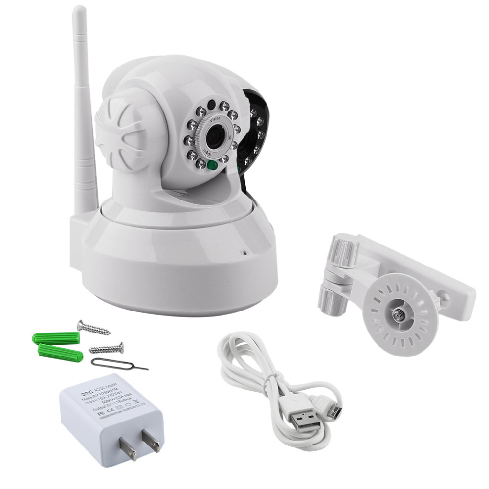 ABQ-5100/5100S 720P 960P Network Wireless Ip Camera Security Video Surveillance Mobile Detection Megapixel IP Camera<br>