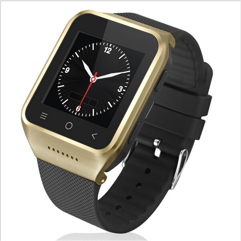 NEW ZGPAX S8 Smart Watch 1.54 inch MTK6572 Dual Core CPU High quality Wifi bluetooth Smart Electronics 3G Phone Watch With GPS(China (Mainland))