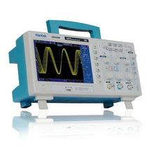 Hantek DSO5202P Digital Storage 200MHz Benchtop Oscilloscopes 2 Channels USB Oscilloscope Four math Functions
