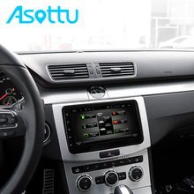 Asottu CDZ8060 android6.0 car dvd gps navigation for skoda VW volkswagen amarok bora caddy CC EOS jetta polo gps dvd car stereo