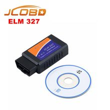ELM327 WIFI OBD2 / OBDII Auto Diagnostic Scanner Tool ELM 327 WiFi interface scan Tool for smart phone PC hot selling(China)