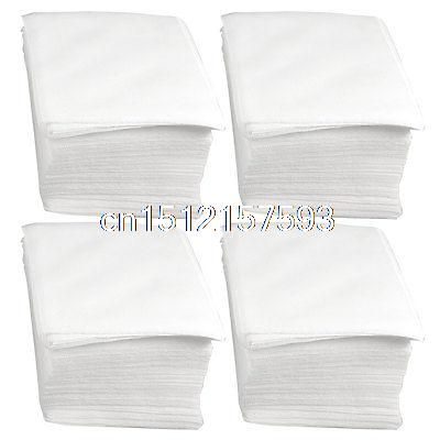 600 Pcs 4 x 4 Cleanroom Wiper Dustless Cloth IC PCB Cleaners<br>