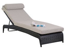 Sigma outdoor pool furniture european style chaise lounge chair(China)