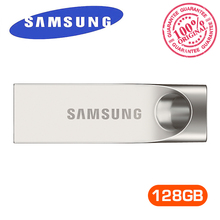 SAMSUNG USB Flash Drive Bar USB3.0 Stick 128GB 130MB/s Flash Disk Mini Pen Drive U Disk For PC Notebook(China)